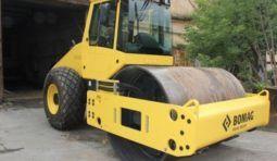 Аренда катка грунтового 14 тонн