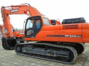 Doosan DX 340 LCA