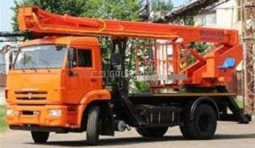 КАМАЗ 4308-3017-25