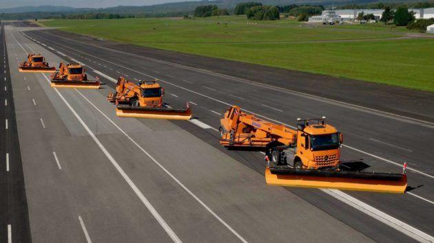 Снегоуборочные машины Automated Airfield Ground Maintenance