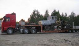 Трал от 10 до 100 тонн