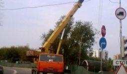 Услуги Автокрана 25 тн