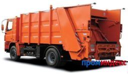 Услуги мусоровоза HIDRO-MAK V=8 куб. на шасси FUSO