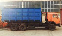 Утилизация, вывоз мусора