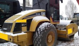 АРЕНДА ДОРОЖНОГО КАТКА CATERPILLAR CS-663E САМАРА