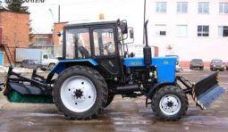 Аренда Трактор(щетка, отвал) Нижний Новгород