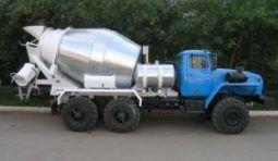Аренда автобетоносмесителя в Нижнем Новгороде