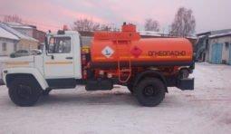 Аренда бензовоза ГАЗ 3307
