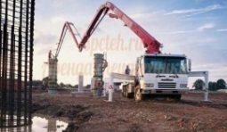 Аренда бетононасоса 34.0 м