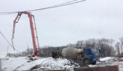 Аренда бетононасоса АБН-21,АБН-32,АБН-38