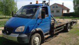 Аренда эвакуатора ГАЗ-33106 Валдай 5 тонн