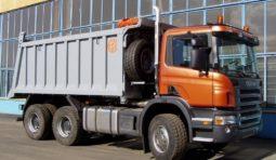 Аренда грузового автомобиля до 30 тонн