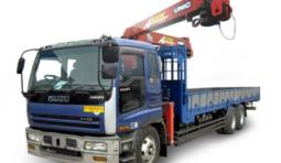 Аренда грузового эвакуатора Isuzu (5 тонн)