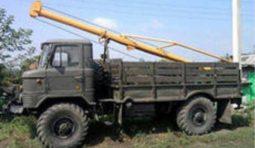 Аренда и Услуги ямобура ГАЗ 66 в Красноярске
