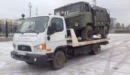 Аренда и услуги эвакуатора Hyundai
