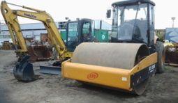 Аренда катка Ingerrsoll Rand S D122DX 50 тонн