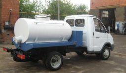 Аренда коммунальной поливальной машины Газ-3302 Водовоз