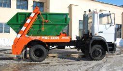 Аренда мусоровоз МКЗ