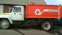 Аренда мусоровоз ко 440-2
