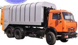 Аренда мусоровоза ЗИЛ 10 м³