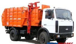 Аренда мусоровоза c порталом КО-427-01 на шасси КамАЗ 65115 Евро3