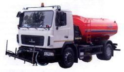 Аренда поливальной машины МАЗ КО-806