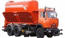 Аренда поливочной машины с водой КО-829Б КДМ в Нижнем Новгороде