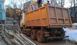 Аренда самосвала 30 тон в Нижнем Новгороде