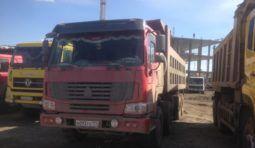 Аренда самосвалов Howo 25 тонн в Челябинске