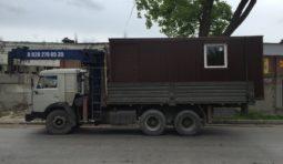 Аренда спец машины манипулятор КАМАЗ 55202