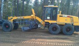 Аренда трактор - грейдер XCMG GR215A
