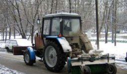 Аренда трактора МТЗ 80