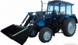 Аренда трактора Мтз Уборка снега
