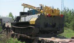 Аренда трала TSP 60 тонн