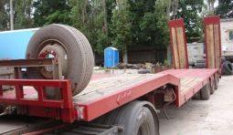 Аренда трала в воронеже по перевозке негабаритных грузов