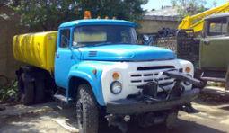 Арендовать коммунальную поливальную машину ПМ-130