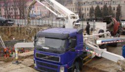 Арендовать спецтехнику бетононасос Автобетононасос (АБН)