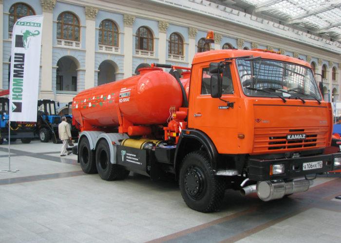 Ассенизатор КАМАЗ КО-505АГ