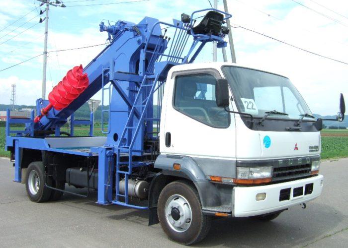 Автобуровая установка AICHI D705