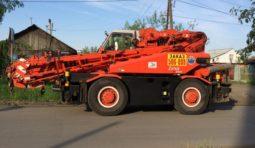 Автокран полноповоротный 5-25 тон