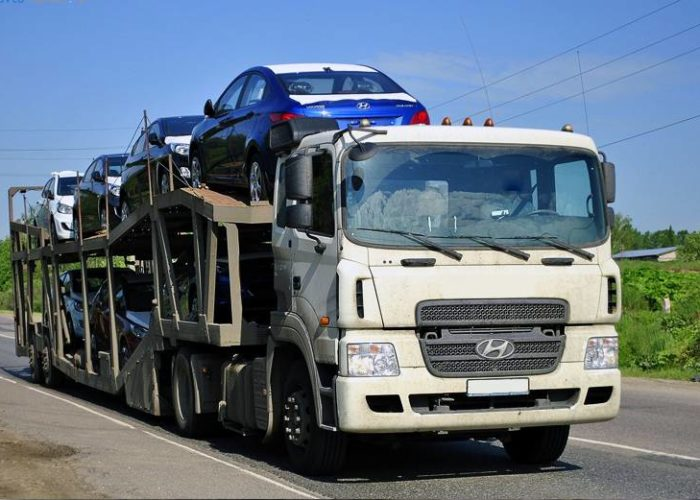 Автовоз Hyundai solaris