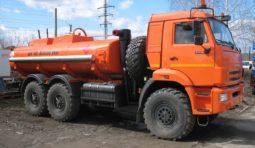 Доставка ГСМ бензовозом АТЗ-10
