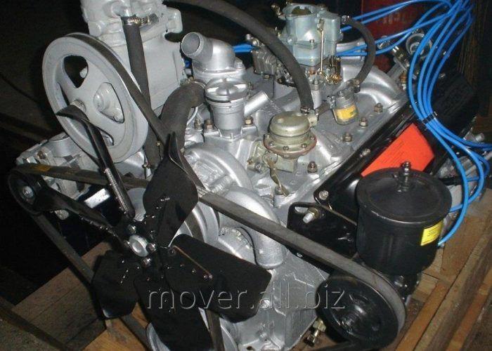 Двигатель зил-130, 1-й комплектности
