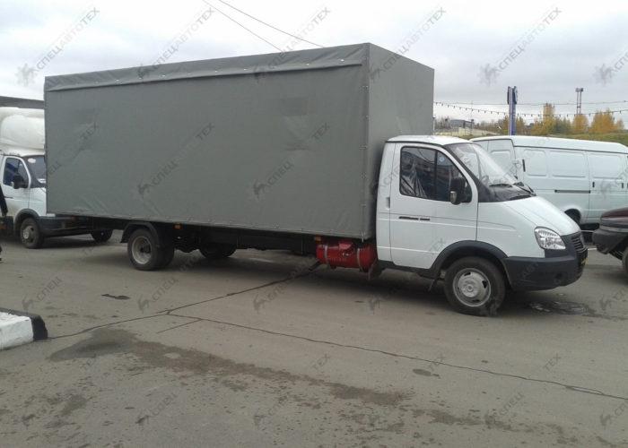 Европлатформа (еврофургон) ГАЗ-3302