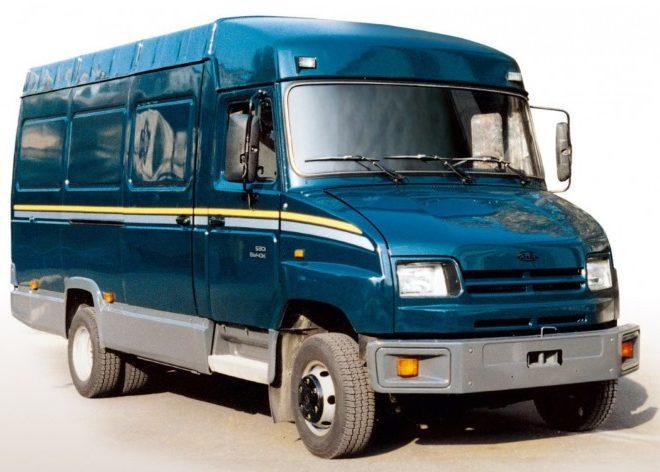 Фургон ЗИЛ-5301