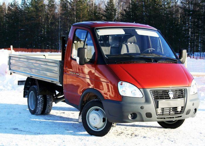 ГАЗ-3302 - автофургон