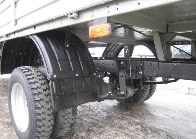 ГАЗ 3302 - подвеска