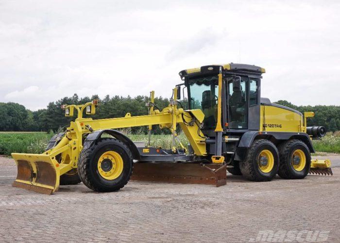 Грейдер HBM HBM BG120TA-6