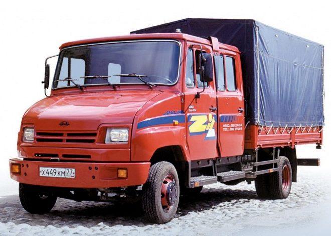 Грузовой автомобиль ЗИЛ-5301