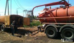 Илосос - откачка, очистка колодцев и трубопроводов